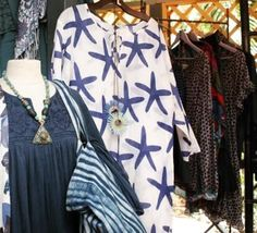 Bananas Bistro in Nevis has the most amazing setting to sit in the rainforest and watch the sunset over the sea while sipping scrumptious tropical cocktails. They also have the cutest little boutique selling Boho Tropical wonders including our Starfish Tunic.