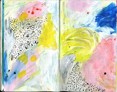 art journal page | Flickr - Photo Sharing!