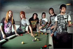 A Skylit Drive-when Joey was still in the band!