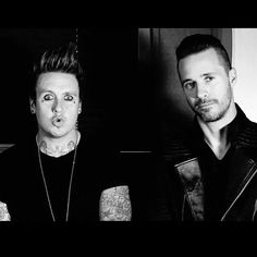 PAPA ROACH. jacoby and jerry. Jacoby is a cutie