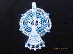 Colgante Virgen del Pilar