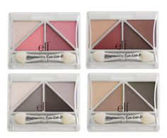 e.l.f. Cosmetics – Ombre à paupières 2013, Eye Color, Cosmetics, Makeup, How To Make, Eyeshadows, January, Products, Make Up