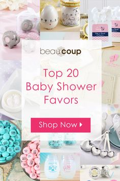 We've rounded up our top 20 favorite baby shower favors to help you plan for the perfect baby shower. Check out our store to find the favor that's right for you. To give you some ideas, our sellers are personalized and Baby Shower Fun, Baby Shower Gender Reveal, Bridal Shower Favors, Shower Party, Baby Shower Cakes, Baby Shower Parties, Baby Shower Themes, Baby Boy Shower, Bridal Showers