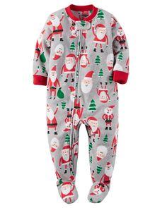 2-Piece Fleece Christmas PJs | Canada, Christmas morning and Dressing