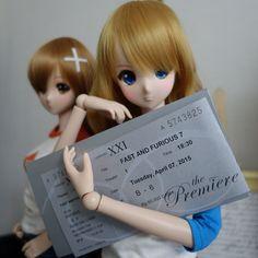 Kizuna Yumeno Smart Doll by andrianvidano