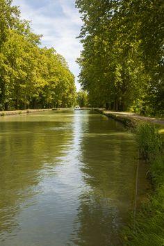 Canal du Midi - De Castelsarrasin à Moissac © Béatrice Bruno Photographe