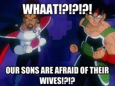 Goku more than Vegeta.