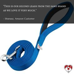 What does our friend Shanaaz has to say about our blue 2-layer leash? Click the link in our bio to get yours.🐶😃😍👍❤️ #leash #dogleashes #dogs #dogstagram #dogsofinstagram #puppiesofinstagram #puppystagrams #puppycraze #puppies #petsloversclub #instadog #instadogs #love #dogphotography#petsloversclub #petstagram #dailydog #dogoftheday