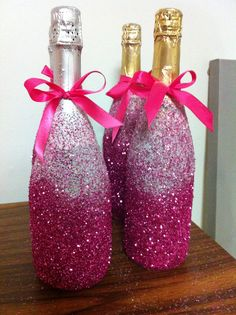 Mary Kay party! Can do this to sparkling cider