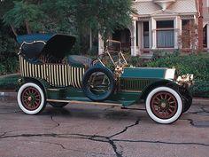1909 Gobron-Brille - 70/90/Tourer