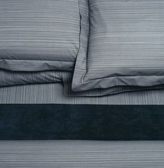 The Oneway Bedding in Grey Duvet and Shams by Area $210