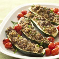The Ultimate Zucchini Recipe (And No It's Not Zucchini Bread) | Shine Food - Yahoo Shine  YES