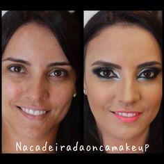 Antes e depois!