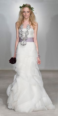 Vera Wang Wedding Collection Fairy Dust  Wedding Gown