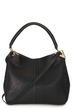 Topshop Hinged Hobo Bag available at #Nordstrom super cute bag and great price. #topshopfangirl