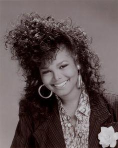 Miss Janet Jackson 198?