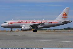 Air Canada - Airbus A319 - C-FZUH - Vancouver International Airport