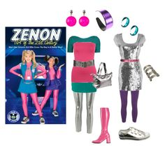 """zenon girl of the 21st century"" by emilysoup ❤ liked on Polyvore featuring Dorothy Perkins, Charlotte Russe, Wet Seal, Topshop, Disney, Warehouse, Vans, Debenhams, Tarina Tarantino and zenon"