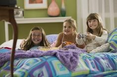 Games for a Girl's Birthday Sleepover