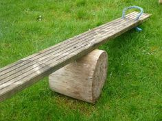 """Simple see-saw shared by 'Niki Willows - Outside' ("""",)"""