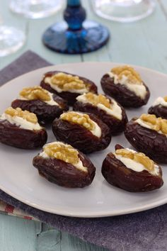 Vegetarian Recipes, Snack Recipes, Snacks, Tapas, No Cook Appetizers, Good Food, Yummy Food, Kinds Of Desserts, Catering Food