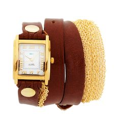 3d9c27a18eb La Mer Leather and Chain