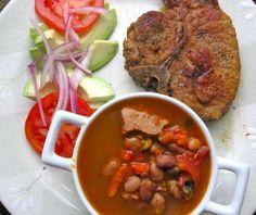 Colombian-Style Pork Chops (Chuletas de Cerdo)