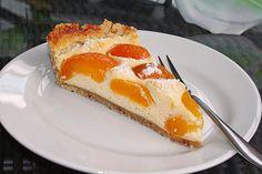 Aprikosen-Quark-Tarte