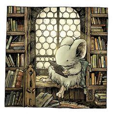 David Petersen's Blog: Mouse Guard