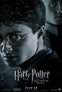 Harry Potter and the Half-Blood Prince #movies #films