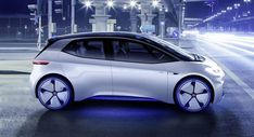Volkswagen To Commence I.D. Hatchback Production In November 2019 #news #Electric_Vehicles