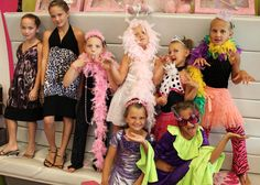 Parties at Shear Madness! Where good girls go Glam... Book a party today!