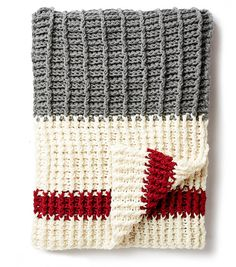 How To Make A Lumberjack Crochet Throw