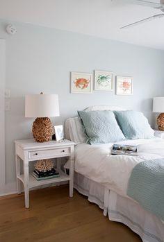 Pottery Barn kids Paint Colors   Bedroom Paint Color Benjamin Moore Quot Fanfare Blue Quilt And Shams ..