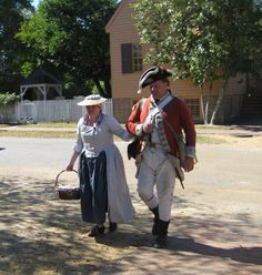 Colonial Williamsburg Virginia - Photo by Sam Williams