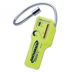 Bacharach Leakator 10 19-7051 Combustible Gas Detector is an excellent tester for pinpointing combustible gas leaks; testing appliances in commercial, residential, and industrial applications. On Sale at: http://www.valuetesters.com/bacharach-leakator-10-19-7051-combustible-gas-detector.html