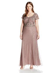 04a31b38d24 18 Best Amazon Plus size Mother of Bride  Groom Wedding dress images ...