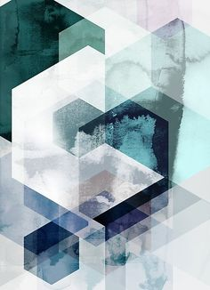 Graphic Hexagons Plakat i gruppen Plakater / Kunstplakater / Abstrakt kunst hos Desenio AB Gold Poster, Plakat Design, Kunst Poster, Art Moderne, Art Design, Graphic Design, Graphic Art, Geometric Art, Geometric Background