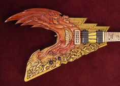 """Alembic made """"the love giver"""" to celebrate the launch of Brutal Legend.  RAD."""