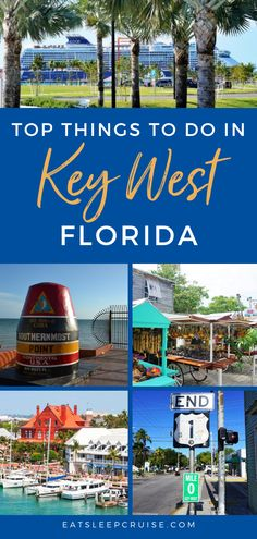 Are you dreaming of visiting Key West, Florida on a cruise vacation or other travel? With activities for families with kids or a romantic getaway, Key West is a popular destination. There are so many things to choose from that it can be overwhelming. Here we share fun things to do that are both cool and unique. Some are even free. Check out our travel guide and start making your dreams a reality! #KeyWest #Florida #CruiseVacation #CruiseTips #Excursions