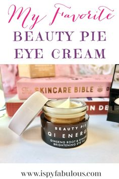 Some of my faves from Beauty Pie yet. Find out why I love this eye cream so much, it's my new favorite and more!  #beautypie Beauty Pie, My Beauty, Beauty Hacks, Blue Tansy Oil, Cleopatra Beauty Secrets, Borage Oil, Flawless Foundation, Beauty Box Subscriptions