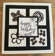 Marianne's cards-Happy Birthday