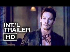 The Mortal Instruments: City of Bones International TRAILER 1 (2013) - Lily Collins Movie HD AMAZING!!