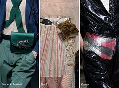 Spring/ Summer 2017 Handbag Trends: Fanny Packs