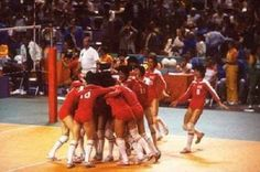 CHINA CAMPEON OLIMPICO EN LOS ANGELES 84 Volleyball History, Sumo, Wrestling, China, Champs, Sports, Historia, Lucha Libre, Porcelain