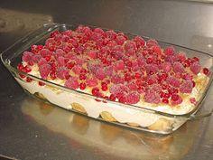 Beste Rezeptesammlung: Beeren auf Wolke 7 (genial leckeres und schnelles Dessert)