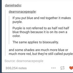Tumblr on Bisexuality | Sexual Orientation Equality |: