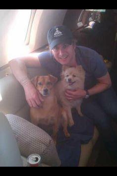 Rob Thomas and his kids!!