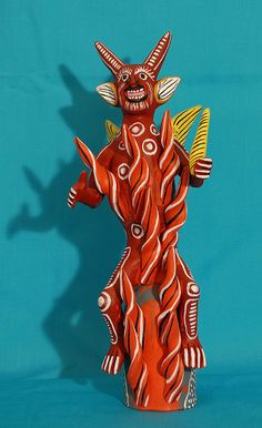 Red Devil Mexico by Teyacapan, via Flickr