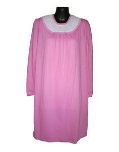 70d416fe709 Long sleeve Open back Nightie in Adaptive Clothing Womens Women s Sleepwear